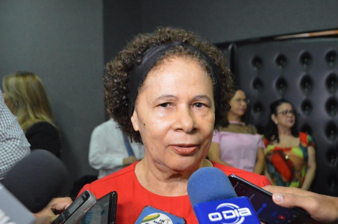 Regina Sousa (Vice-governadora)