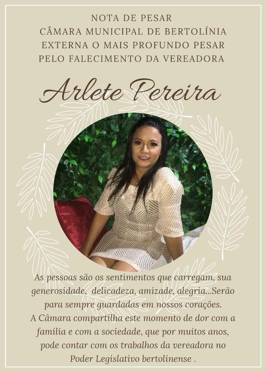 Vereadora morre ao bater com a cabeça durante atividade física no interior do Piauí 2
