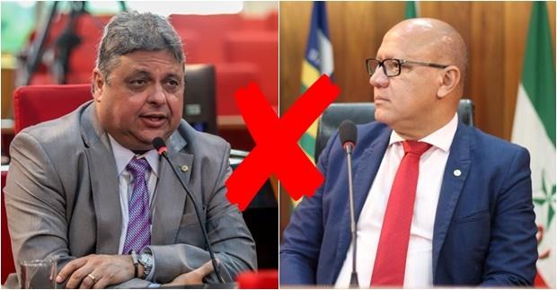 Júlio Arcoverde e Franzé Silva