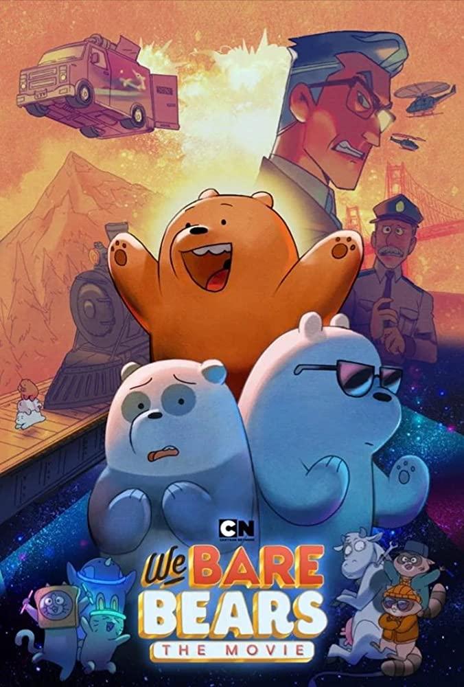 We Bare Bears: The Movie (2020) (Animation) (Movie)