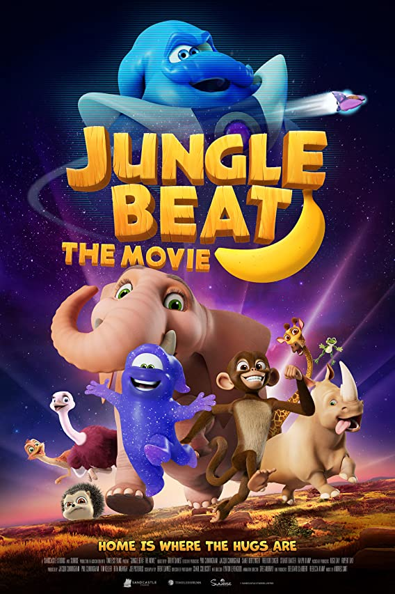 Jungle Beat: The Movie (2020) (Animation)