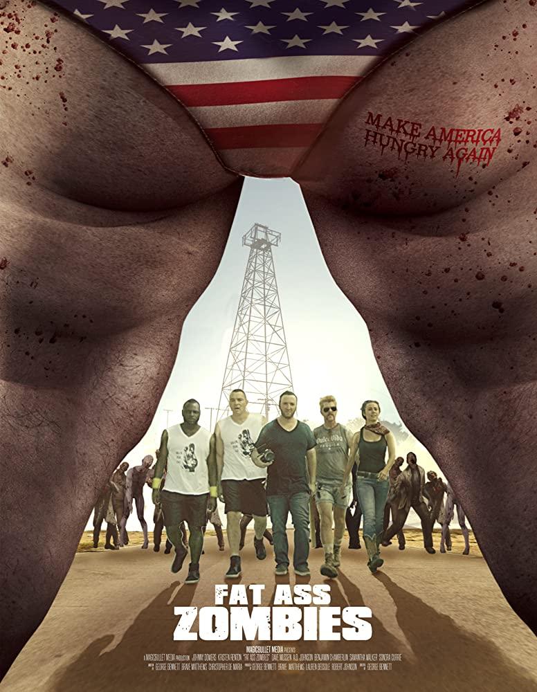 American Zombieland (2020)