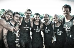 Tough Mudder Henry Brydon Adventure Races