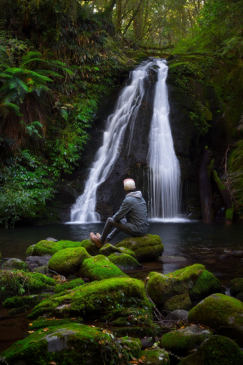 Liam Hardy New England National Park nsw waterfall water wild swimming
