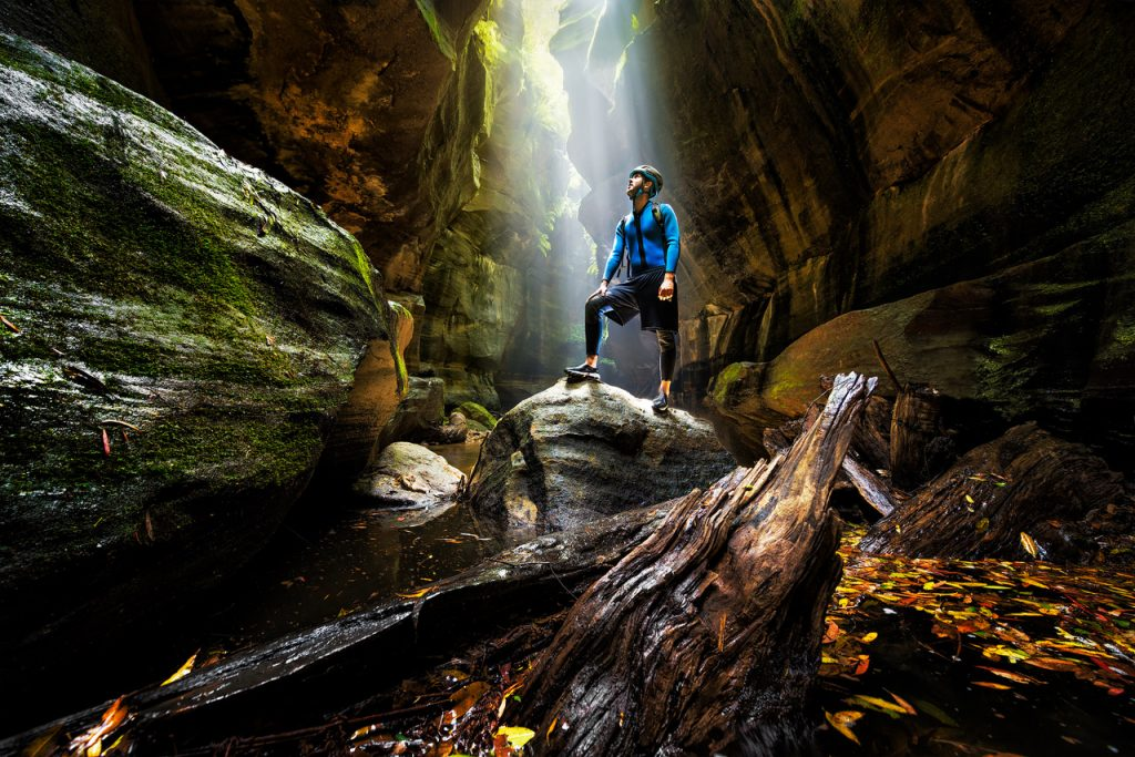 Jake Anderson Canyon Adventure Photography