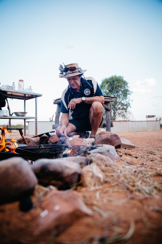 earth sanctuary henry brydon red centre road trip