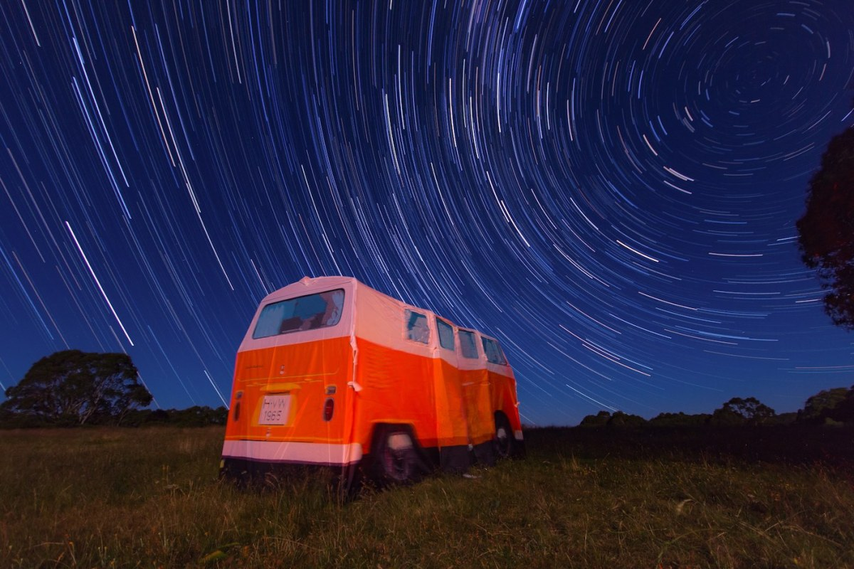 Rob Embury, Kombi Tent review, astrophotography