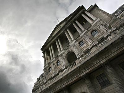 Banca Angliei a redus dobânda de politică monetară (Imagine: Mediafax Foto/AFP)