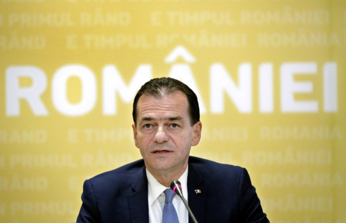 Image of article Ludovic Orban: I decided to increase the penalties for false in statements related to the coronavirus epidemic