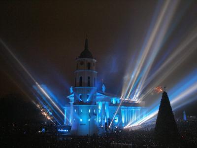 Spectacol de lumini