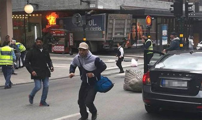 Imaginea articolului Românca rănită în atentatul din Stockholm a fost operată