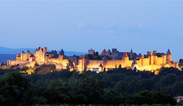 Carcassonne – călătorie în cetatea catarilor