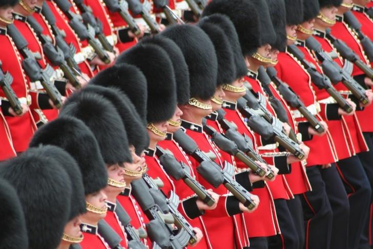 Armata din Marea Britanie