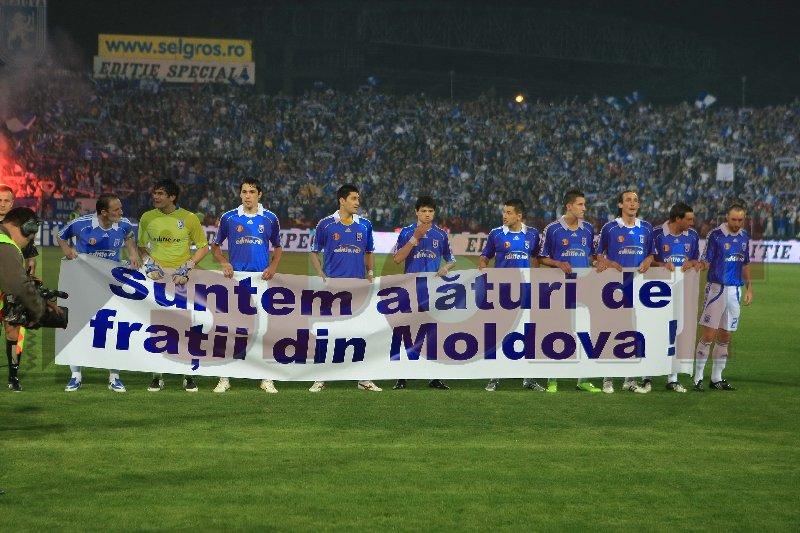 u craiova banner moldova