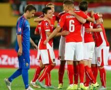 Video: Áo vs Liechtenstein