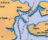 Убытки Украины от Керченского моста составят минимум 500 миллионов в год, – Мининфраструктуры