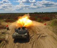 """Модернизированный танк Т-72 начал огневые испытания, – """"Укроборонпром"""". ВИДЕО"""