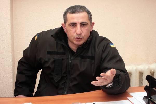 Полковник НГУ Григорян відмовився надати транспорт бійцям Азова, які їдуть здавати кров пораненому товаришу 01