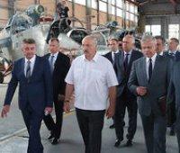 Лукашенко объявил о национализации авиазавода Богуслаева в Беларуси