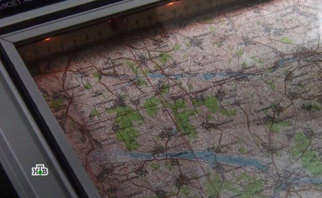 Російські ракетники тренуються за картами Хмельницької області 01