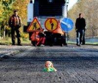 Украина оказалась на дне рейтинга качества дорог (обновлено)