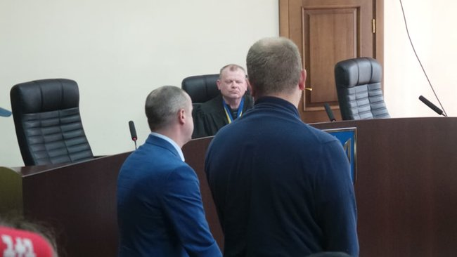 Прокуратура просить суд відправити під цілодобовий домашній арешт ветерана АТО Тамаріна за зрив презентації Сивохо 03