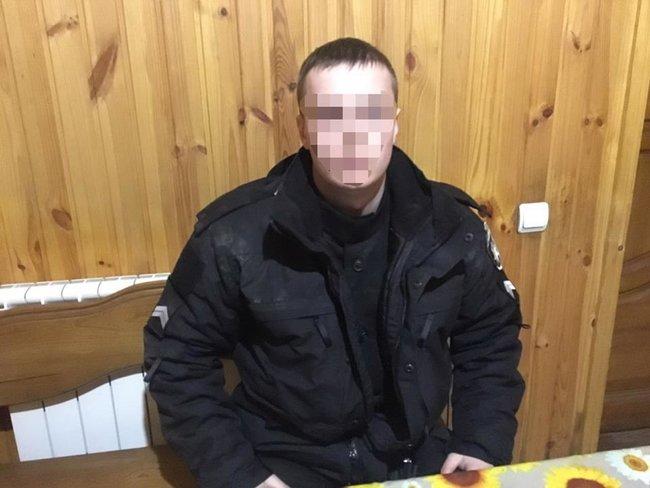 Командира разведотделения ЛНР задержали при пересечении линии разграничения на Луганщине, - СБУ 02