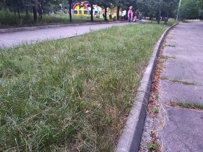 Стан Абхазія: в мережі показали запущену територію біля Донбас Арени 10