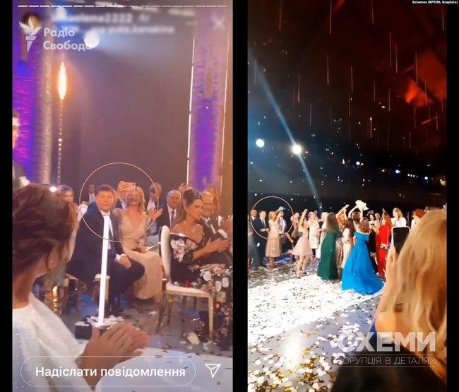 Пасинок Медведчука відсвяткував весілля: серед гостей - Суркіси, Козак, депутат СН Холодов і скандальний забудовник Столар 06