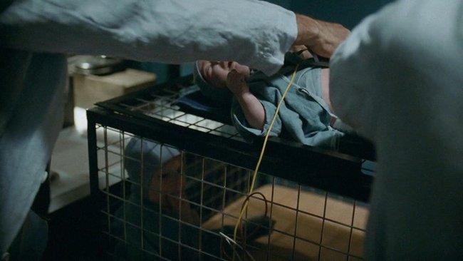 Немовлят-сиріт із Харкова використали на зйомках фільму російського режисера Хржановського, - дитячий омбудсмен Кулеба звернувся до поліції 04