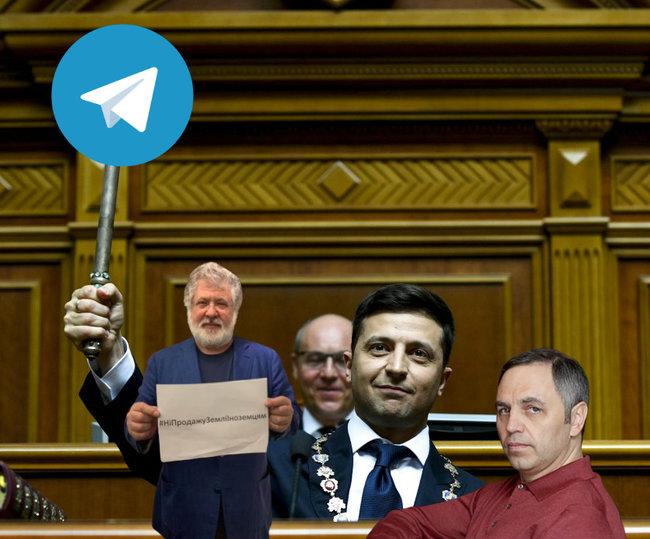 Як в Україні зявилася сітка анонімних Telegram-каналів 01