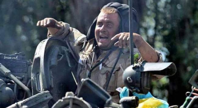 Герой України танкіст Євген Межевікін: Кожний мій заїзд у ДАП призводив до того, що у ворога щось горіло – танк, БМП, позиції, дупи 02