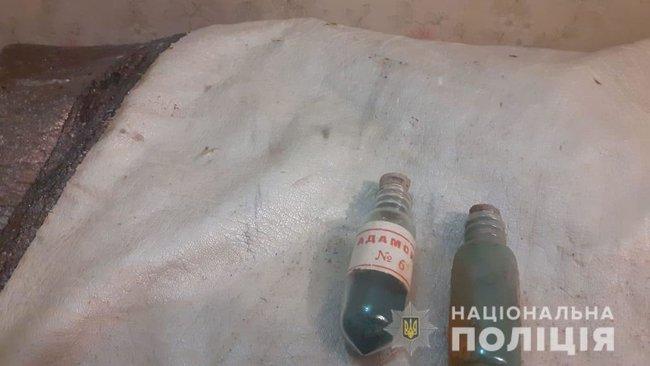 У димоході школи в Харкові під час ремонту виявили бойову отруйну речовину, - поліція 01