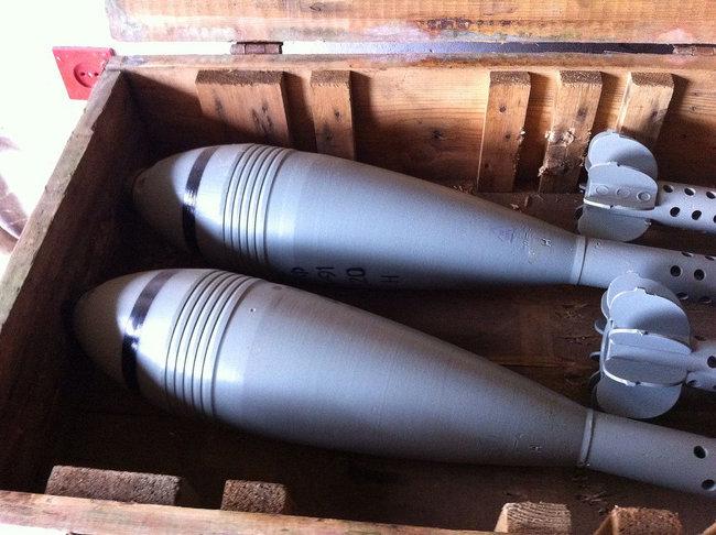 Мины, тротил, снаряды: СБУ выявила на Донетчине два крупных схрона с боеприпасами 07
