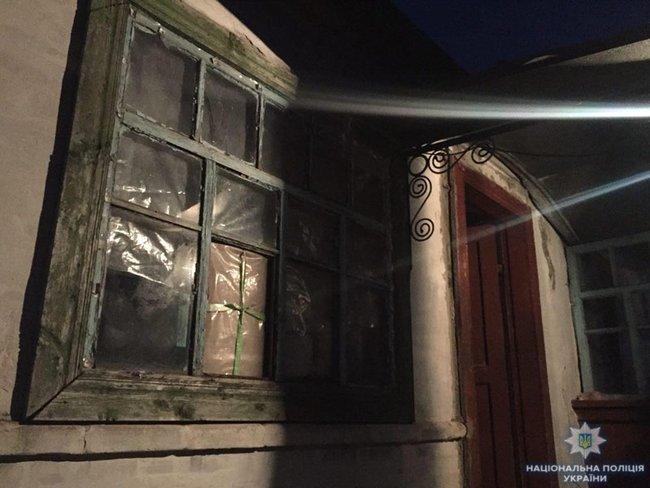 Последствия обстрела наемниками РФ жилого сектора Новотроицкого 04