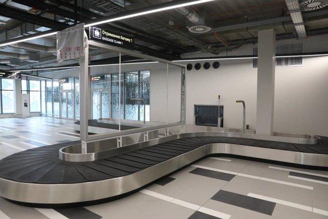 Новый терминал аэропорта Запорожья достроен, - мэр Буряк 13