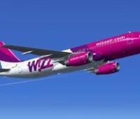 Wizz Air увеличила пассажиропоток из Украины вдвое