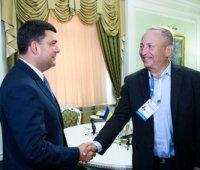 Украина и Евросоюз подписали кредитное соглашение на 1 миллиард евро (обновлено)