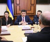 Французская Renault рассматривает возможность размещения производства в Украине, – Гройсман