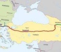 В Турции ввели в строй газопровод для поставок газа из Азербайджана в Европу