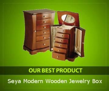 Best Girls Jewelry Box Organizer