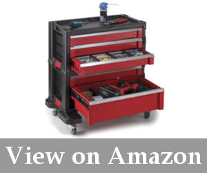 best mechanics tool cart reviews