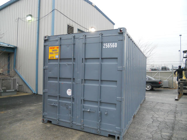 20 Foot Refurbished Containers