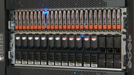 Image of EMC 2U and 3UDAE for VMAX10K via EMC