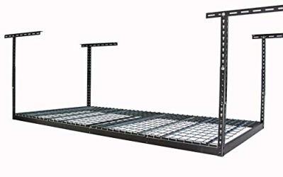 4x8 Overhead Garage Storage Rack Heavy Duty