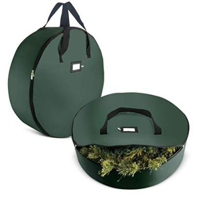 "2-Pack Christmas Wreath Storage Bag 36"" - Artificial Wreaths"