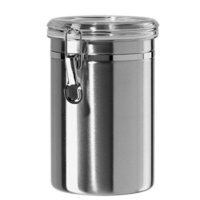 Airtight Canisters for the Kitchen Stainless Steel