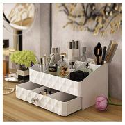Maxkim Makeup Organizer Jewelry and Cosmetic Storage