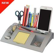 Desk Organizer Set for Office Supplies Pencil Caddy by Bureausmart