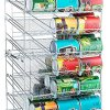Sagler Chrome Stackable Can Organizer, Can Rack Holds up to 36 Cans  Function: worth is a restricted time provide, and that is 100% satisfaction Chrome end can rack organizer for pantry Retailer up to 36 Can w/ variable dimension High quality can organizer for pantry